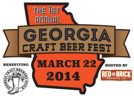 2014 Georgia Craft Beer Fest (March 22)