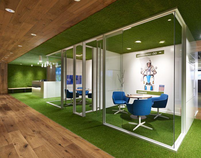 Pemco Insurance Spokane Offices Office Snapshots Office Space Design Modern Office Design Office Interior Design