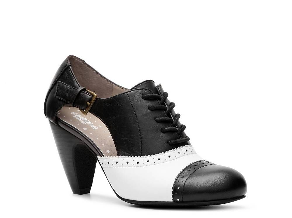 Crown Vintage Rhonda Pump Dsw Boots Low Heel Pumps Shoes