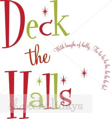 Deck The Halls Word Art   Christmas party invitations, Deck the halls, Christmas invitations