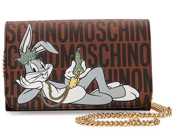 b687693937d What's Up Doc? Moschino Bugs Bunny Bag! | Bags ♥ in 2019 | Bunny ...