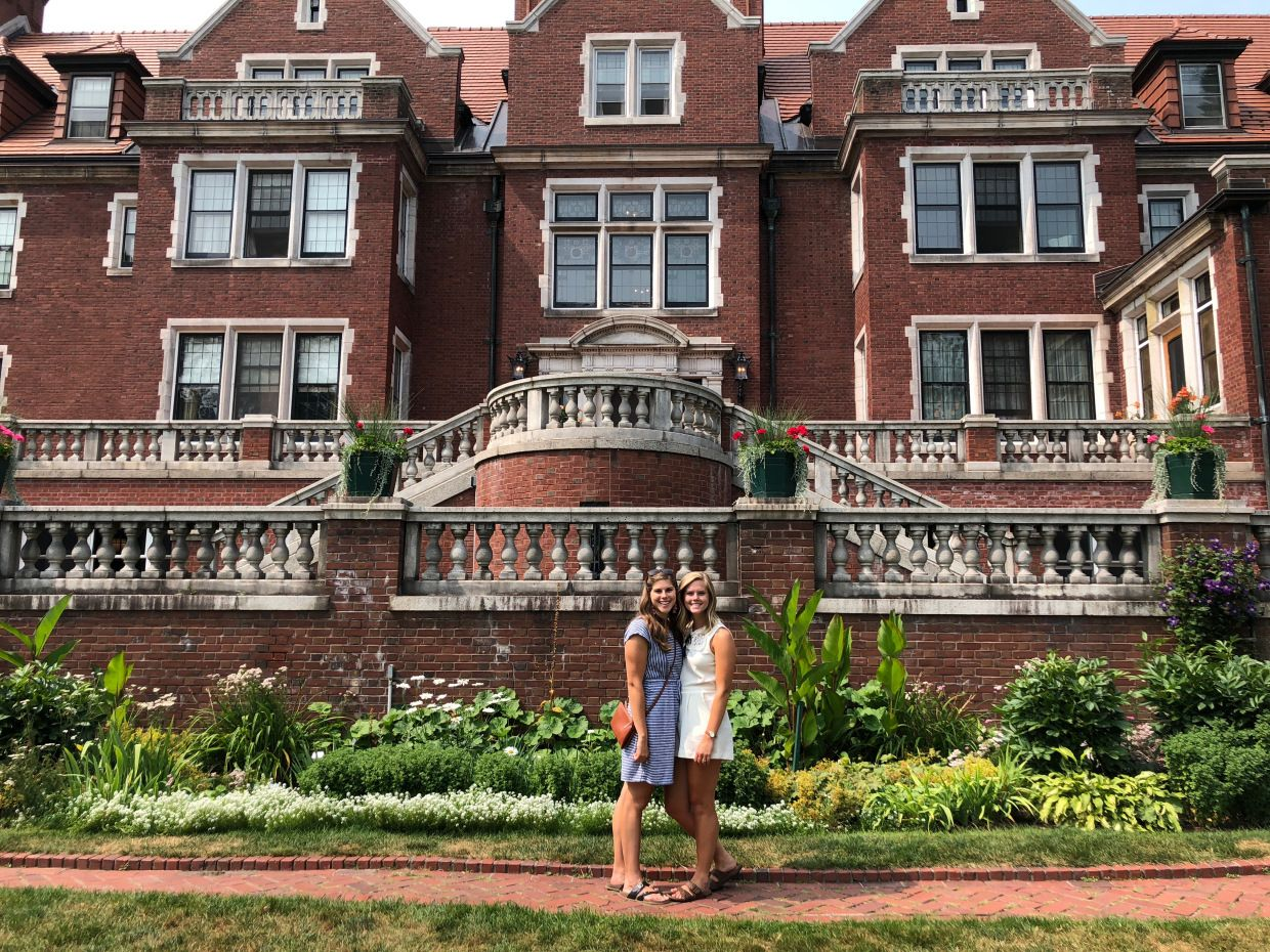 visiting glensheen mansion our guide to duluth mn to the moon rh pinterest com