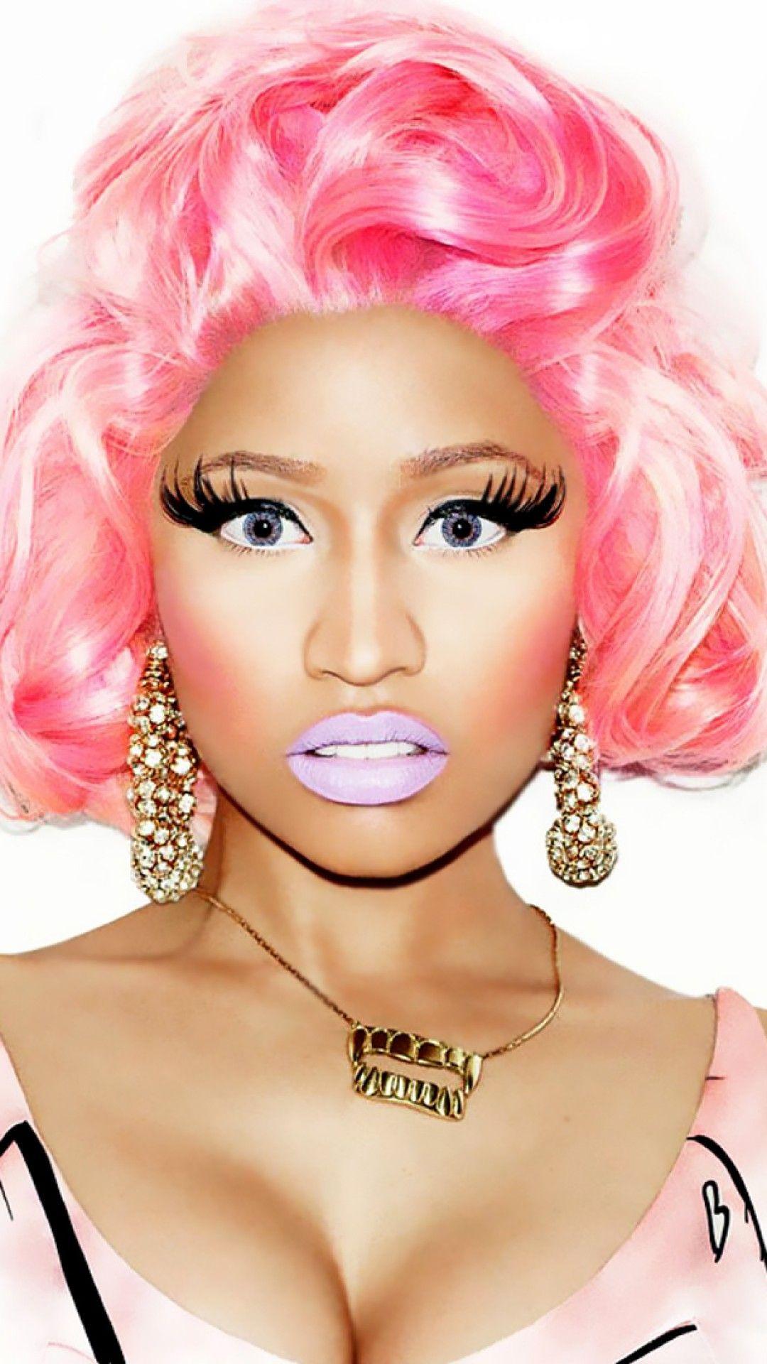 Wallpaper Phone Nicki Minaj Full HD Celebrity short