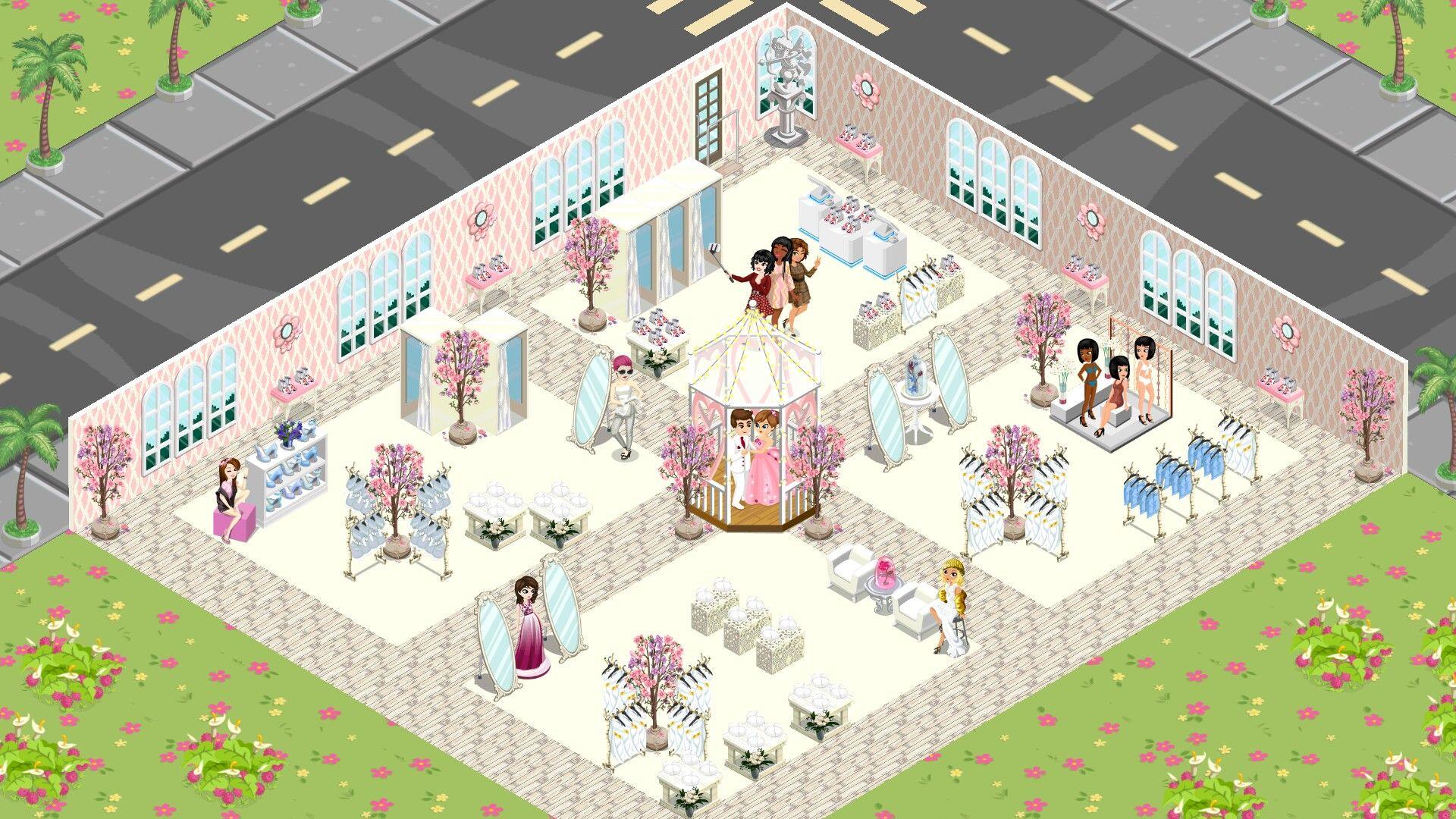 Fashion Shopping Game