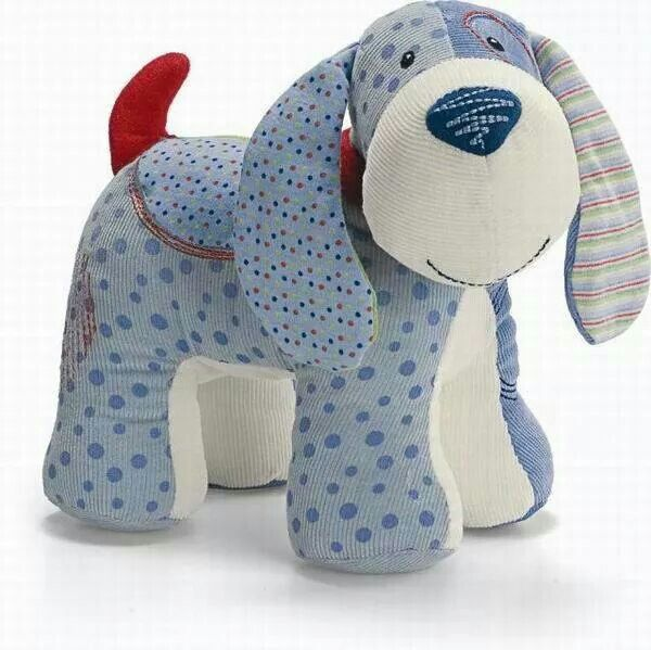 Free Sewing Patterns For Toy Dogs