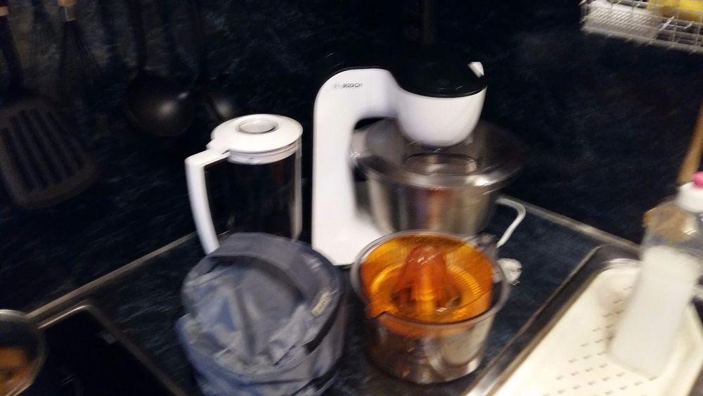 Bosch MUM52120 3,9 L Küchenmaschine eBay - bosch mum4655eu küchenmaschine