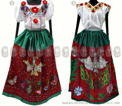 4d2a4d52b ... traditional Puebla ladies dress style from China Poblana