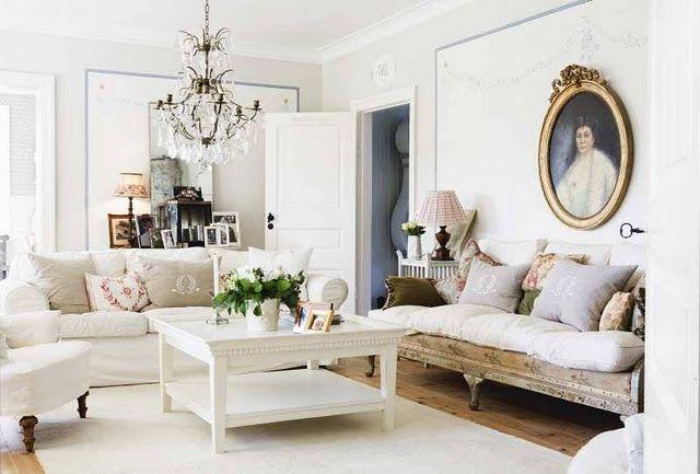 Wohnzimmer, Wohnen, Schwedisch Stil, Nordischen Stil, Schwedisches Design,  Skandinavisches Design, Wohnräume, Weiß Wohnzimmer, Weiße Zimmer