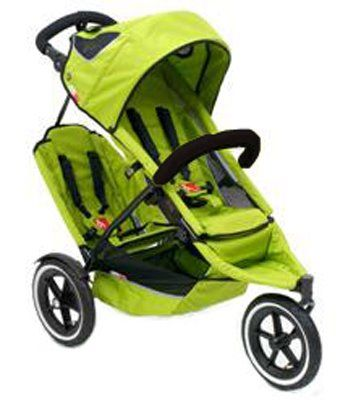 Phil & Ted's - sub 4 running stroller | Running with your Children ...