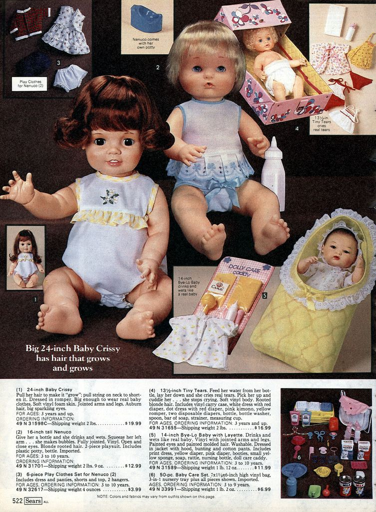 1980-xx-xx Sears Christmas Catalog P522 | Old and vintage