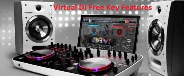 Virtual Dj Mixer 2020 Latest Free Download For Pc In 2020 Music Mixer Free Download Dj Free