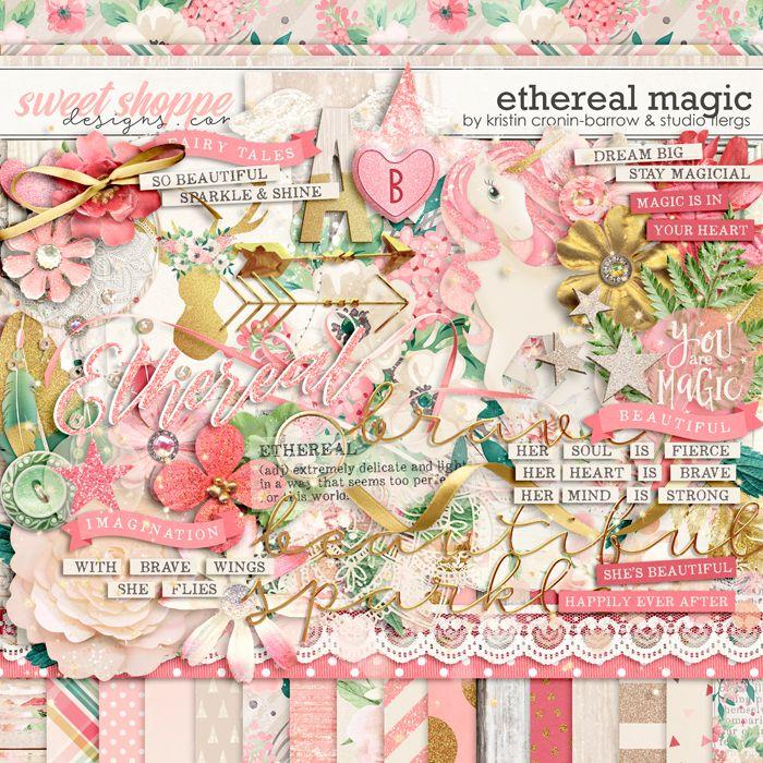 Ethereal Magic: KIT by Kristin Cronin Barrow & Flergs