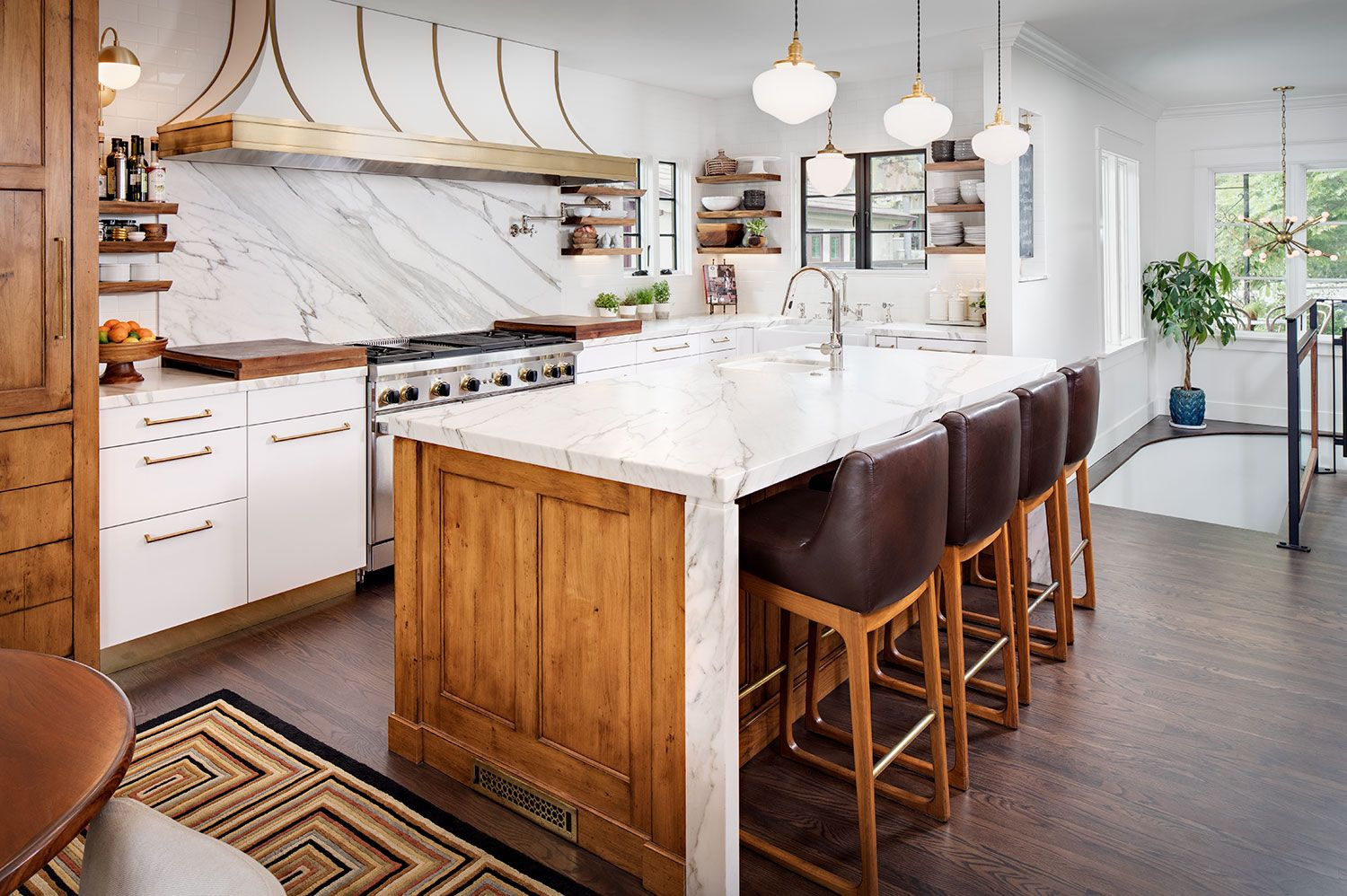 Mission Hills Project Chef S Dream Kitchen Kitchen And Bath Design Eclectic Kitchen Home