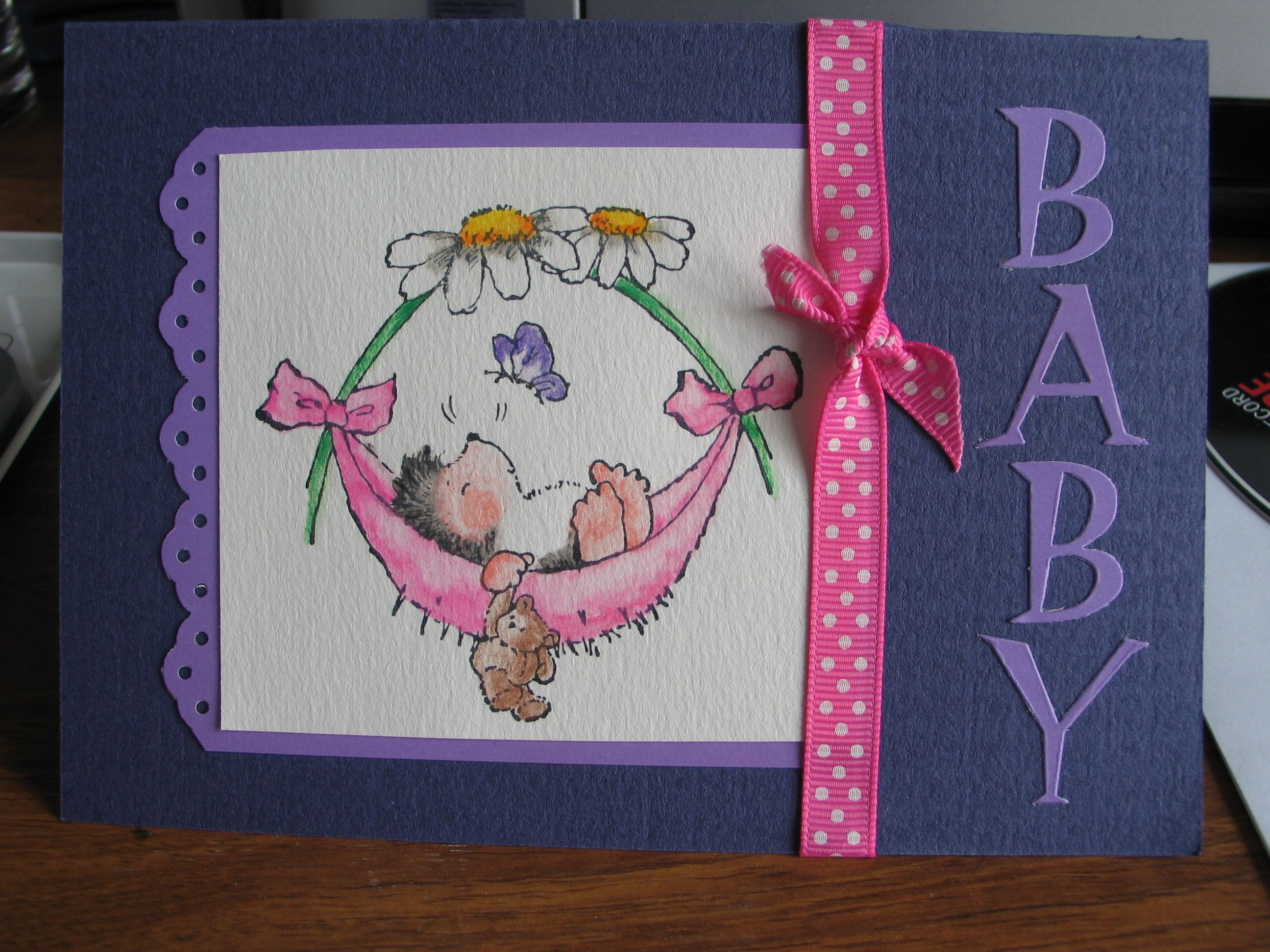 Baby girl card baby girl cards cards baby girl