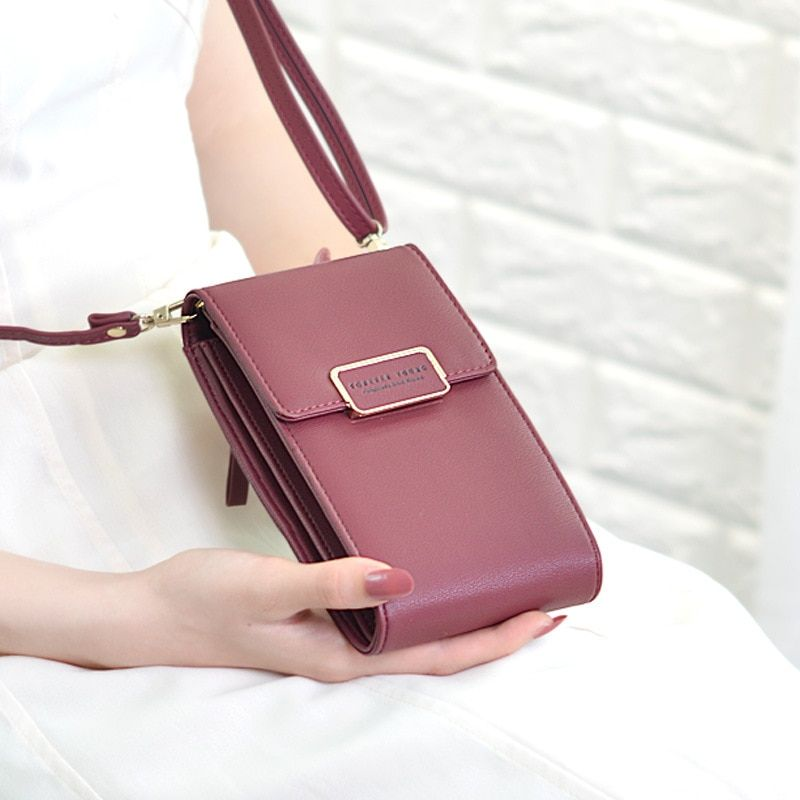 Mini Crossbody Bags For Women Forever Young Clutch Phone Bag Wallets Female Leather Fashion Shoulder Bag Ladies Coin Purses In Top Handl Canta Cuzdan Cantalar