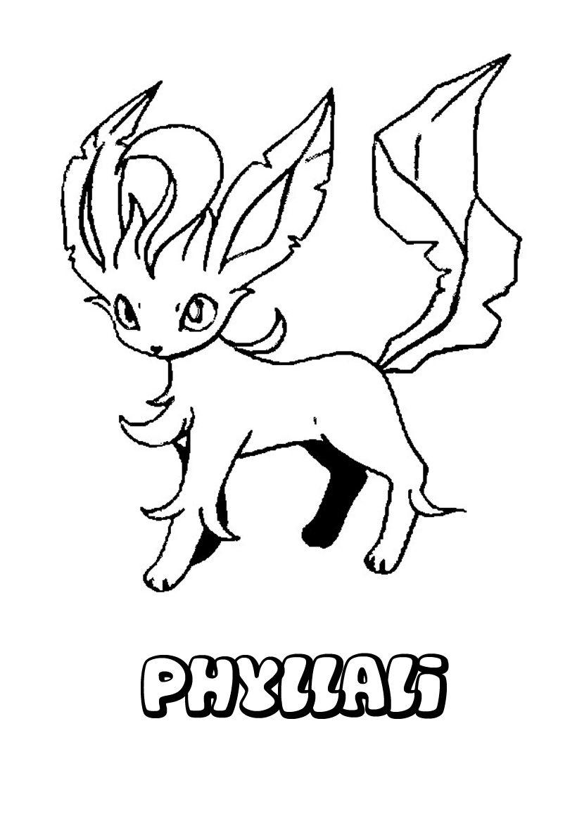 Coloriage A Imprimer Pokemon Famille Evoli.Dessin A Colorier Pokemon Recherche Google Coloriage
