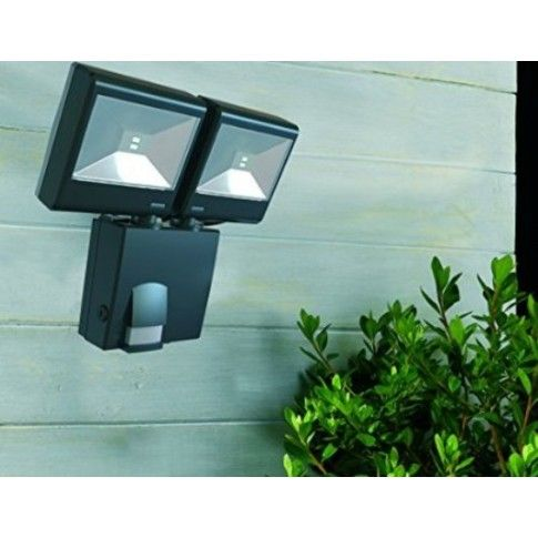 Smart garden outdoor battery operated battery pir security light smart garden outdoor battery operated battery pir security light dual aloadofball Image collections