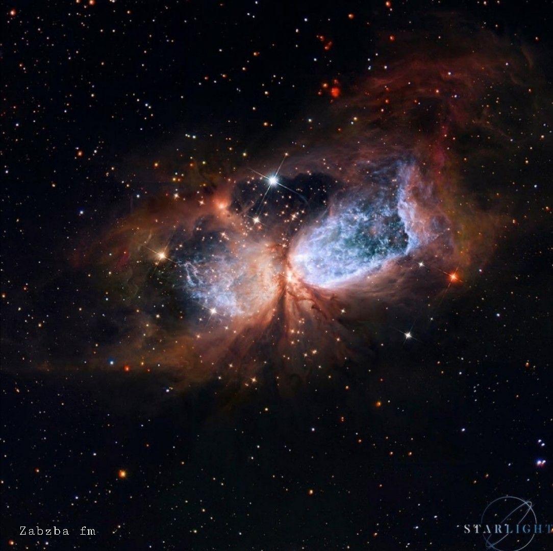 السحر Orion Nebula Nebula Hubble Images