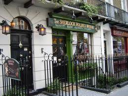 21b Baker Street London Sherlock S Pad Baker Street London Landmarks Sherlock