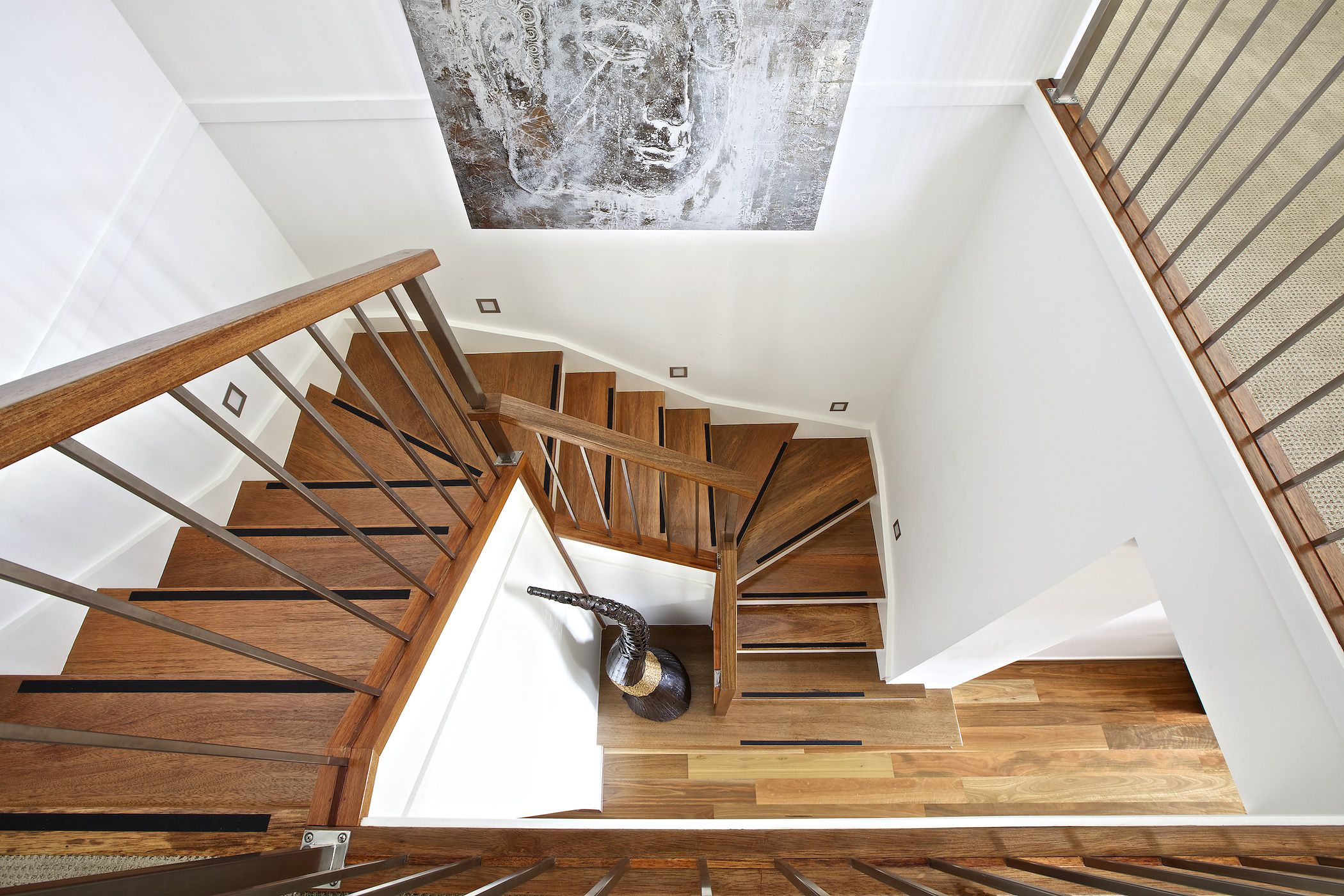 Clarendon Homes The Sheridan Series Light Filled Timber Staircase