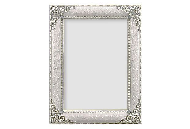 Versailles Frame, 8x10, White on OneKingsLane.com
