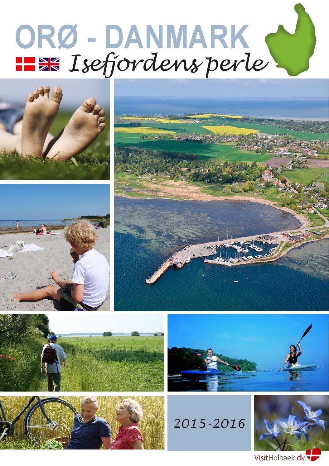 Orø Turistbrochure 2015/2016  På Orø finder du et væld af attraktioner, aktiviteter, spise- og overnatningsmuligheder, som gør denne herlige lille ø i Isefjorden til en attraktiv destination for turister. Her i brochuren får du et overblik over øens mange tilbud. Velkommen til Orø!