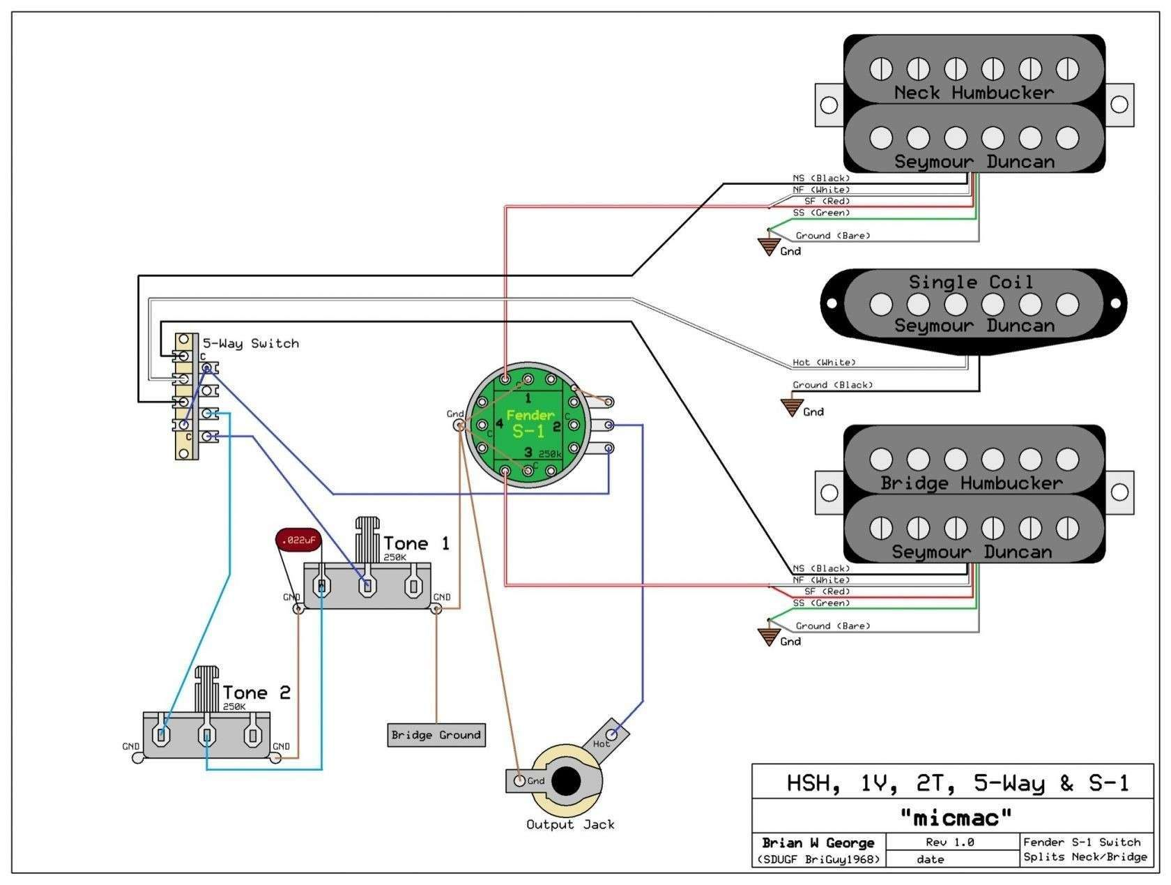 Wiring Diagram Guitar New 5 Way Import Switch Wiring Diagram Neomarine