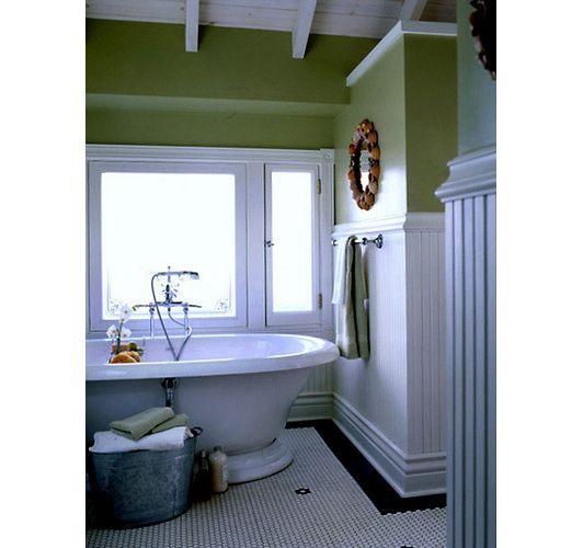 Beautiful Bathroom Color Schemes: Beautiful Bathroom Idea- Home And Garden Design Ideas