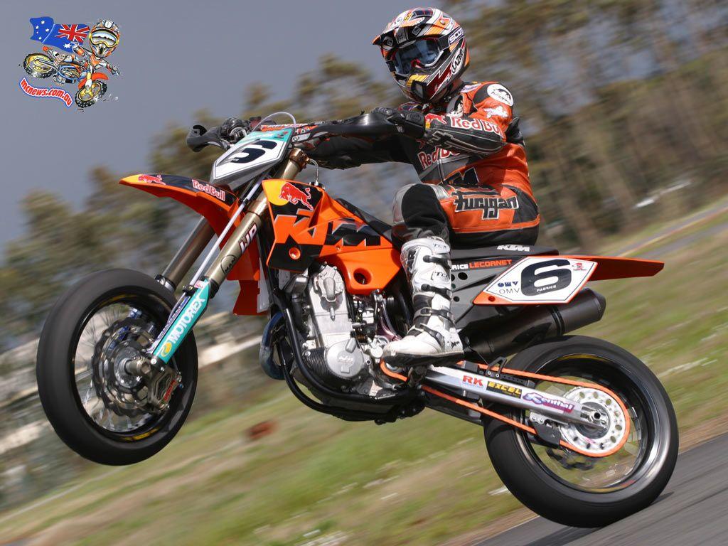 KTM Supermoto Race Free Widescreen s wallpaper | cars | Wallpaper ...