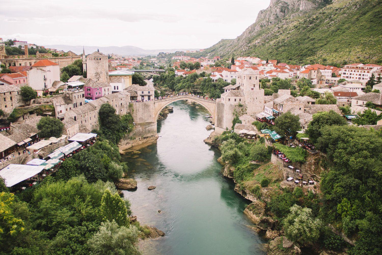 Day Trip To Mostar Mostar Bosnia Bosnia Herzegovina Bosnia