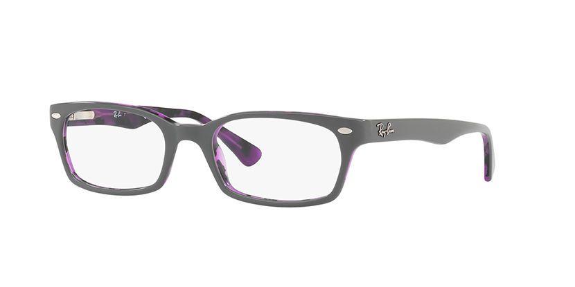 b0b39f165c6 Authentic Ray-Ban Eyeglasses RB5150 RX5150 5718 50MM Grey Havana Frames RX -ABLE