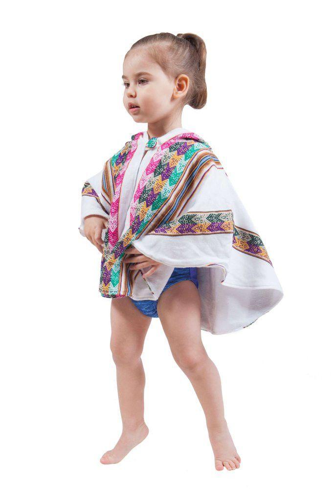 Kids Towel Cape