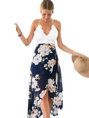 Vestidos Casuales ¡17 Modelos increíbles! | 101 Vestidos de Moda ...