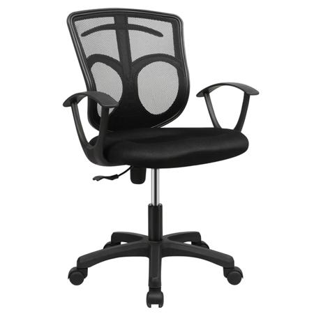 Office Chairs Walmart >> Mid Back Mesh Chair Mesh Computer Desk Task Ergonomic Chair