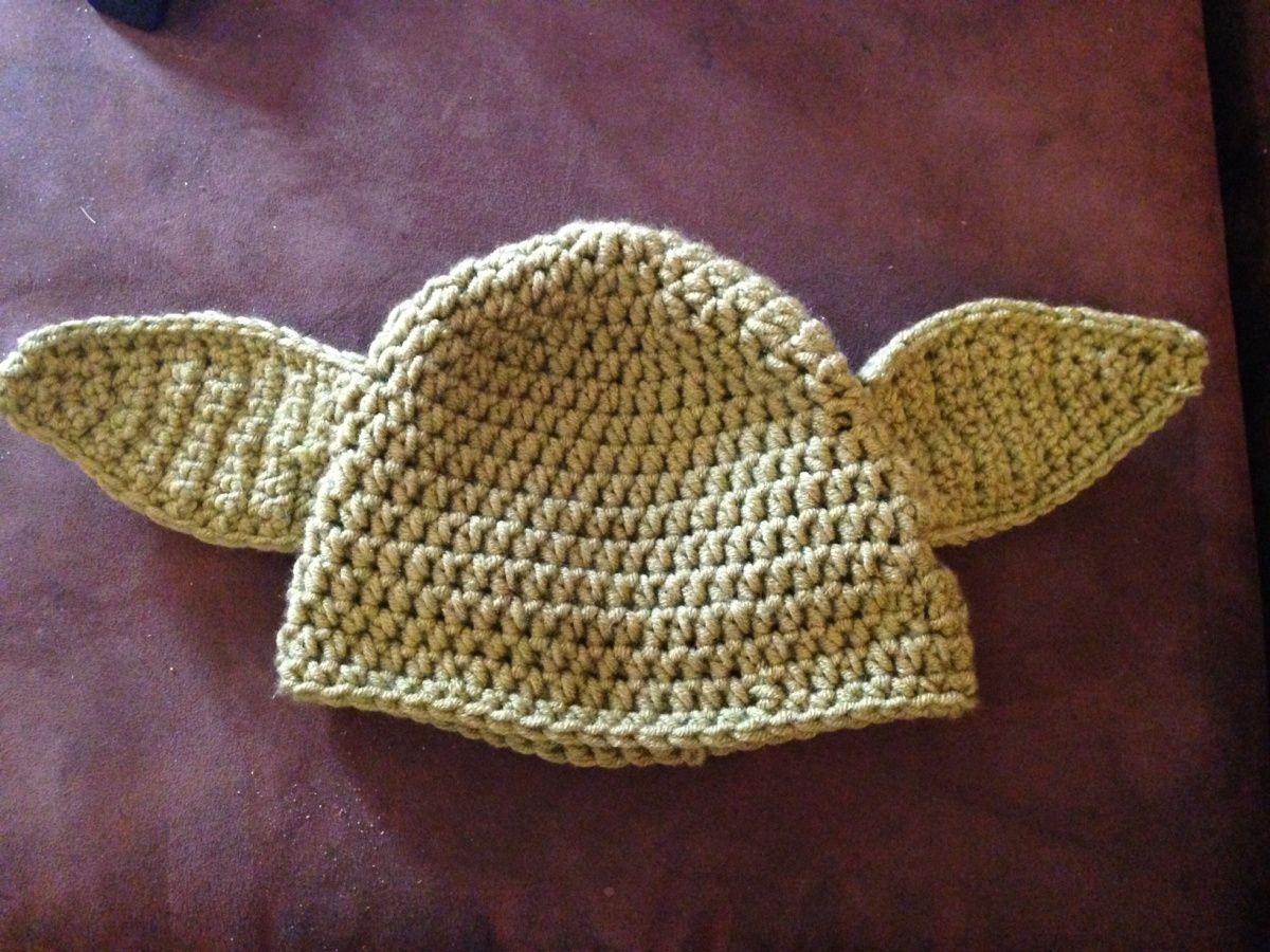 Yoda Hat Pattern