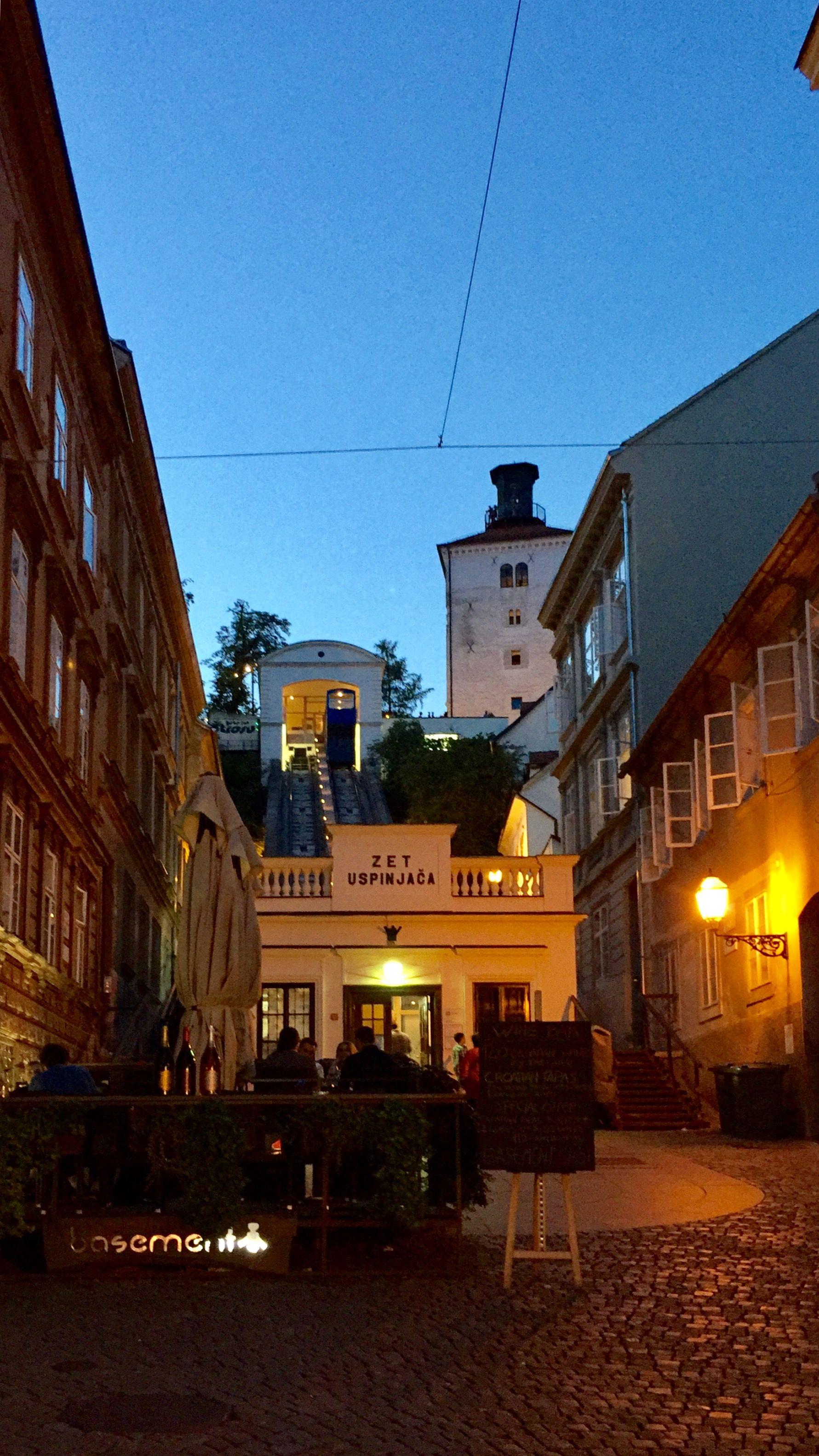 Croatia Zagreb Ljubljana Zagreb Croatia