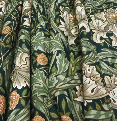 Rare Find New Old Stock Vintage Liberty William Morris African