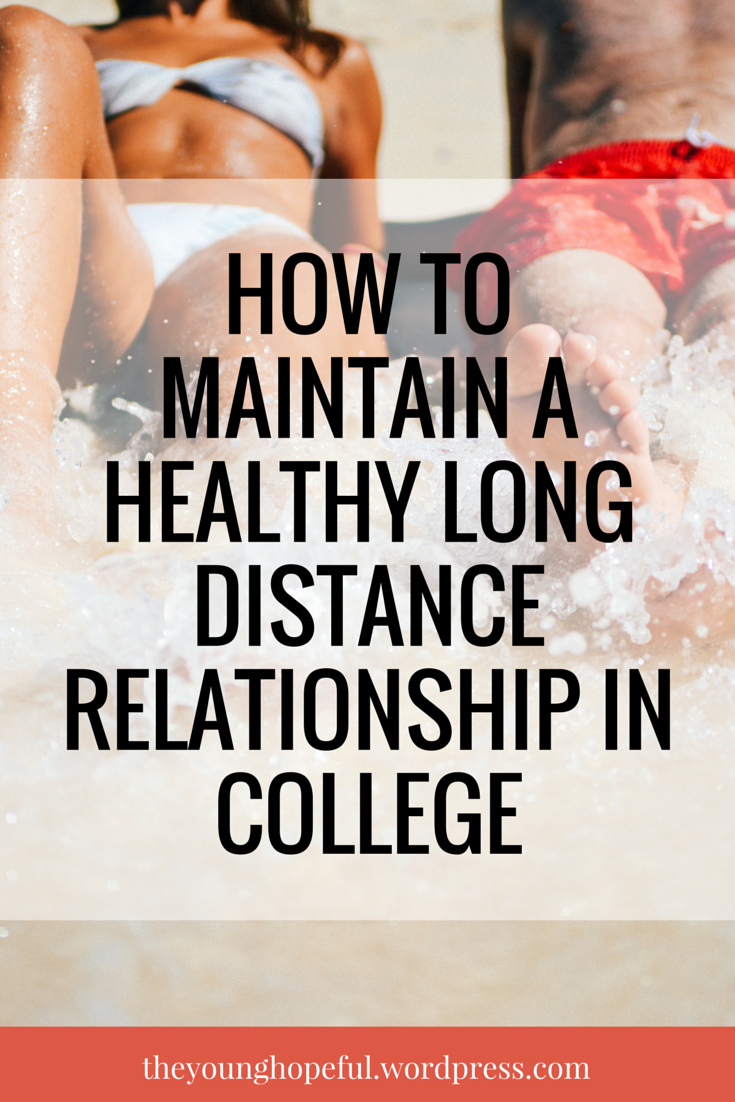 Healthy dating relationships in college