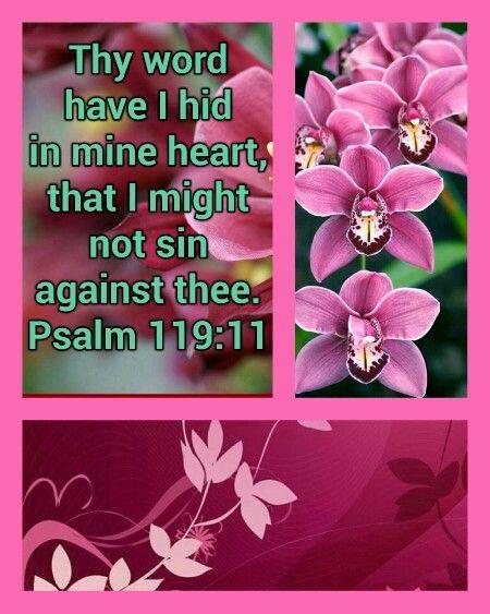 Psalm 119 :1 1