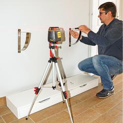 Comment Bien Utiliser Un Niveau Laser Rotatif Bricolage Laser Outils