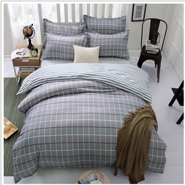 fashion style queenfulltwin size bed linen set bedding
