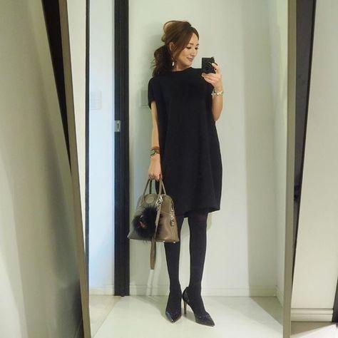 a8e0f37447adf 昨日のお洋服です ワンピース ENFOLD エンフォルド 靴 PELLICO ペリーコ ...