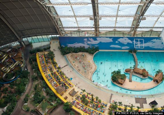 This Is Actually The Most Incredible Water Park Ever Tropical Islands Paradise Tropical Islands Resort Caribbean Getaways
