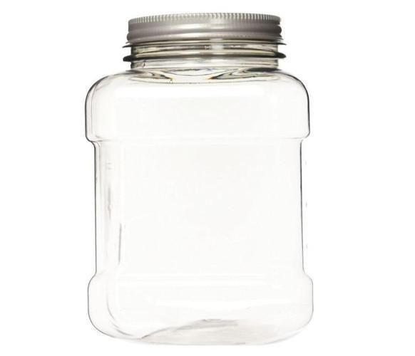 Whoesale Plastic Containers 920ml 325ml Clear Pet Plastic Ball Jar