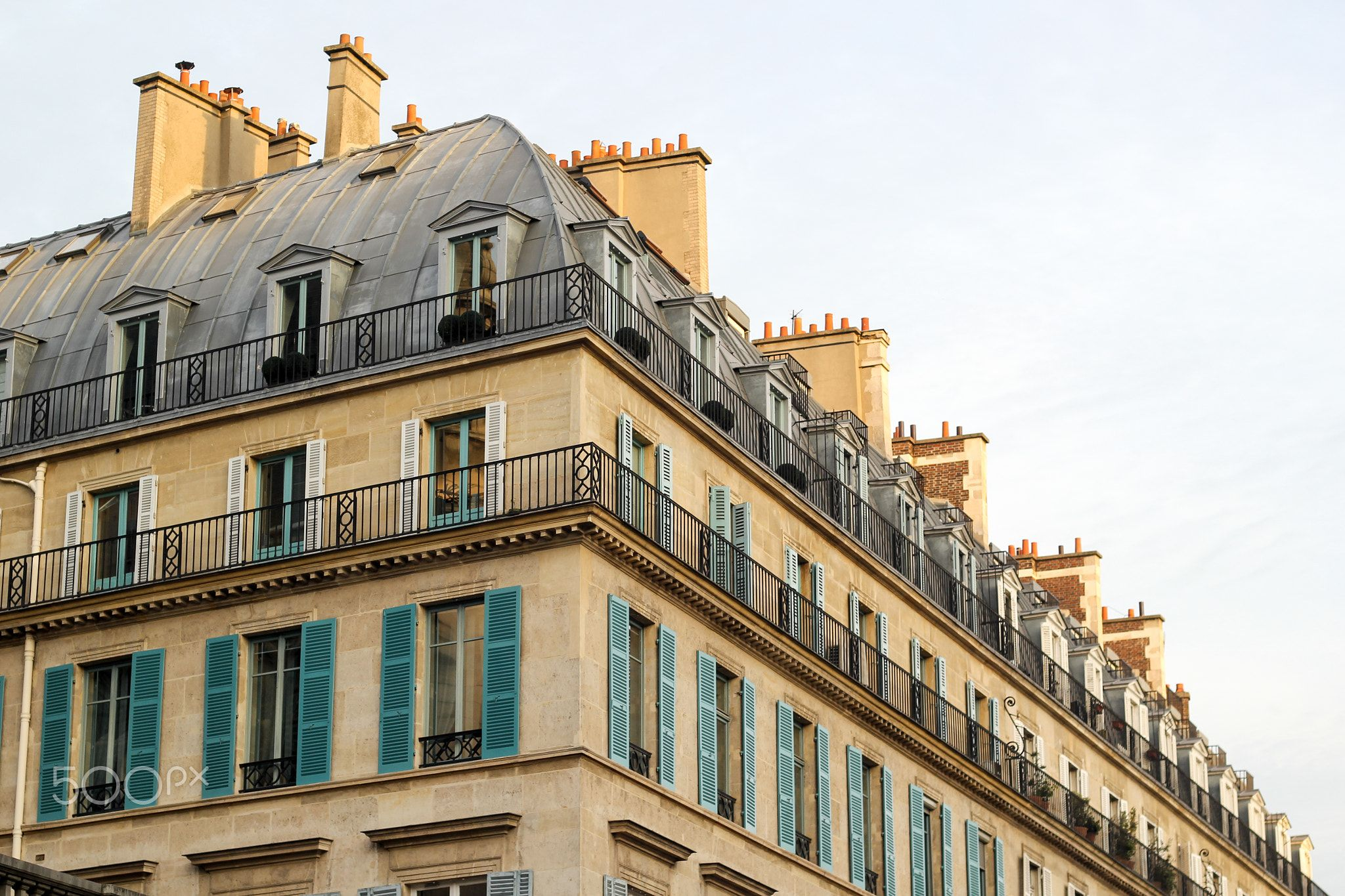 Houses of Paris