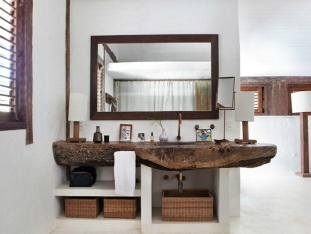 Casa Tiba A Chic Bohemian House Style At Home Badezimmer Renovieren Und Bad Einrichten