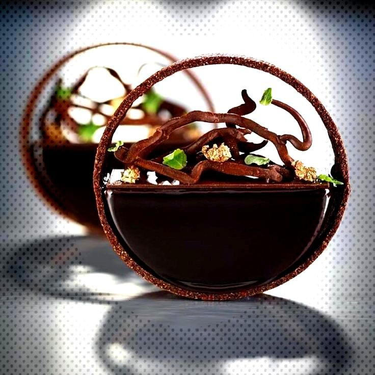 Haute Desserts You can find Plated desserts and more on our websiteHaute Desserts