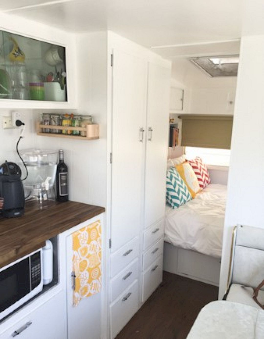 60+ Stunning Interior Design Ideas for Camper Van You Can ...