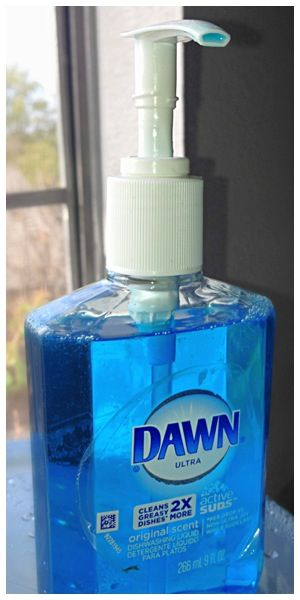 Dish Soap Dispenser Use An Empty Hand Sanitizer Bottle With A Pump