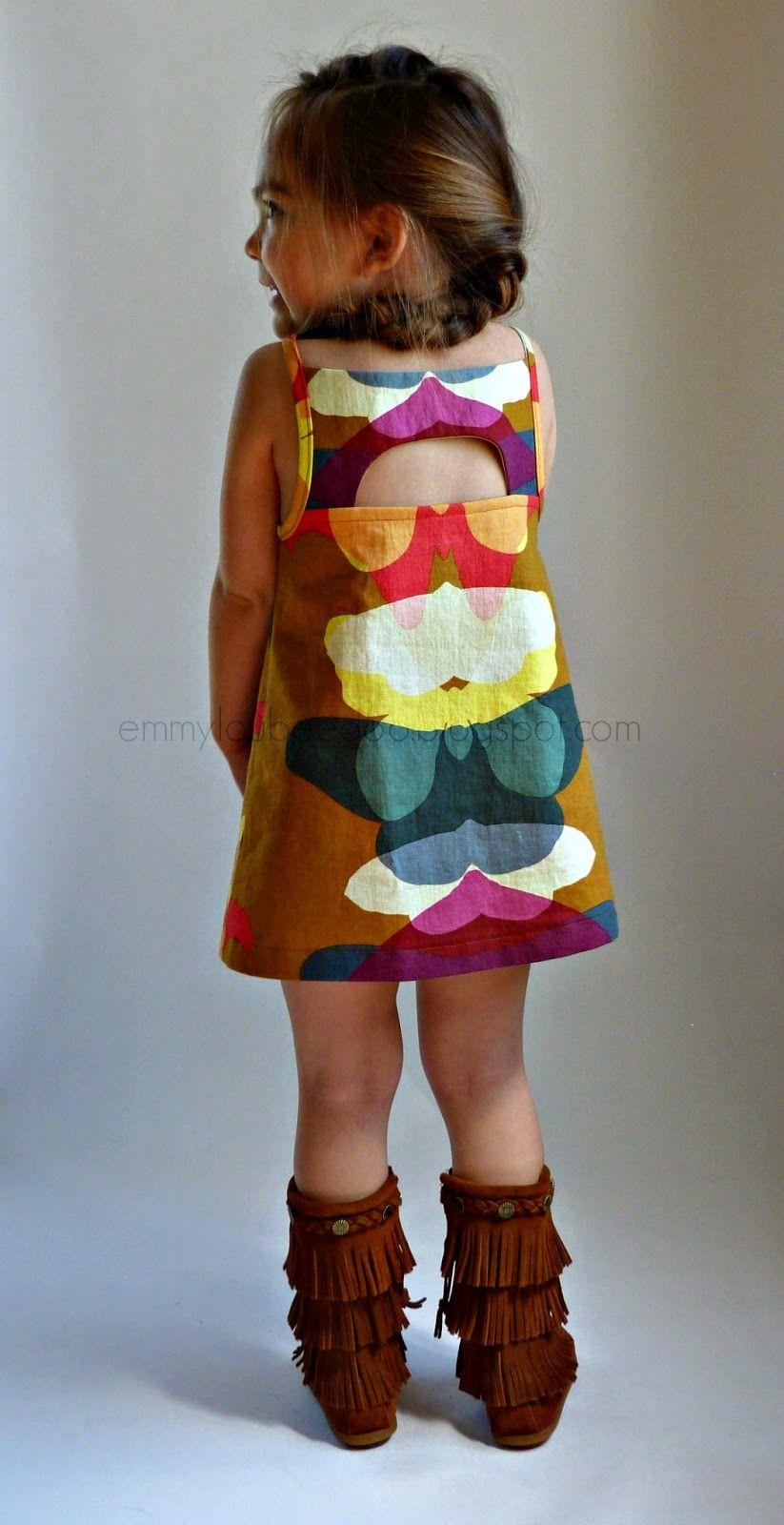 Loving this new pattern from EmmylouBeeDoo @Sarah Haag - Shandiin Tank & Tunic